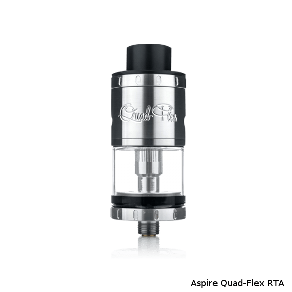 Aspire Quad-Flex RTA