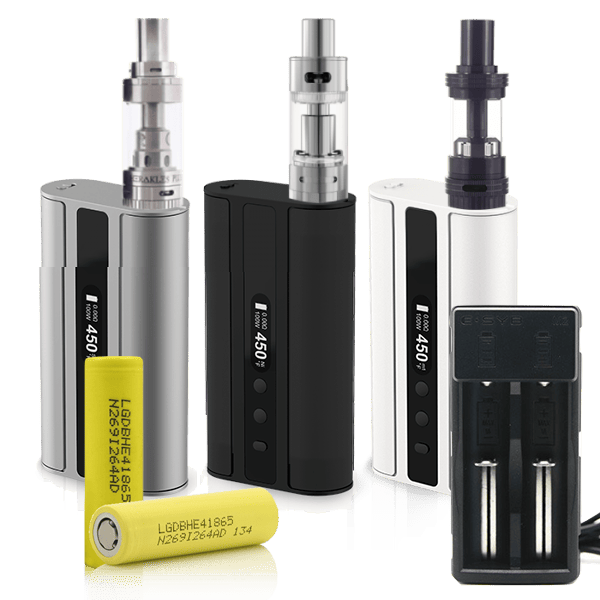 iStick 100W TC Starter Kit Bundle