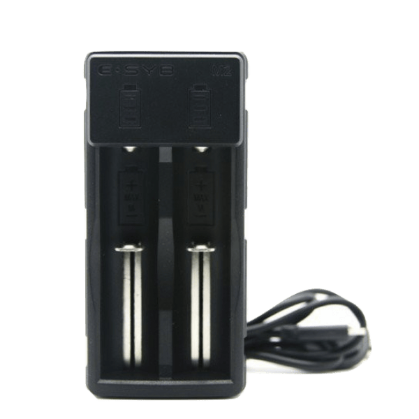 ESYB M2 2-Bay Battery Charger