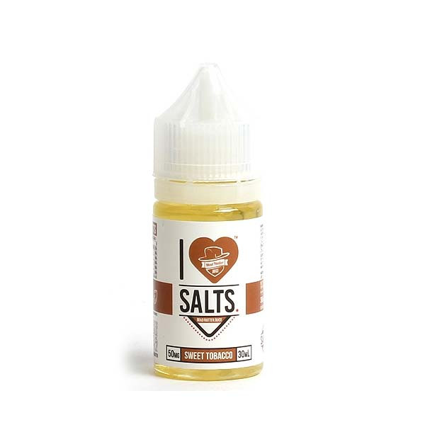 I Love Salts Sweet Tobacco Salt E-liquid by Mad Hatter (30mL)