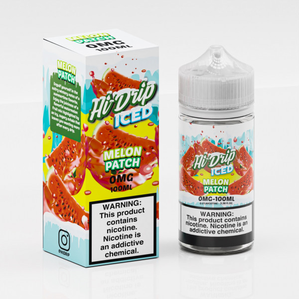 Melon Patch Iced by Hi-Drip (100mL)