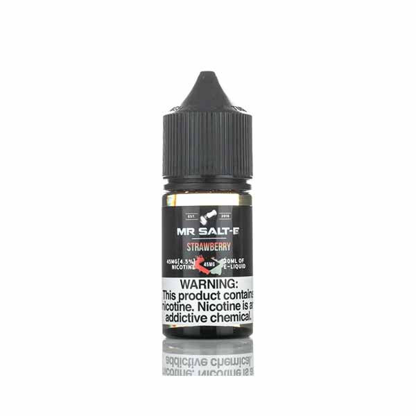 Mr.Salt-E Salts Fruity E-Liquid Bundle (90mL)