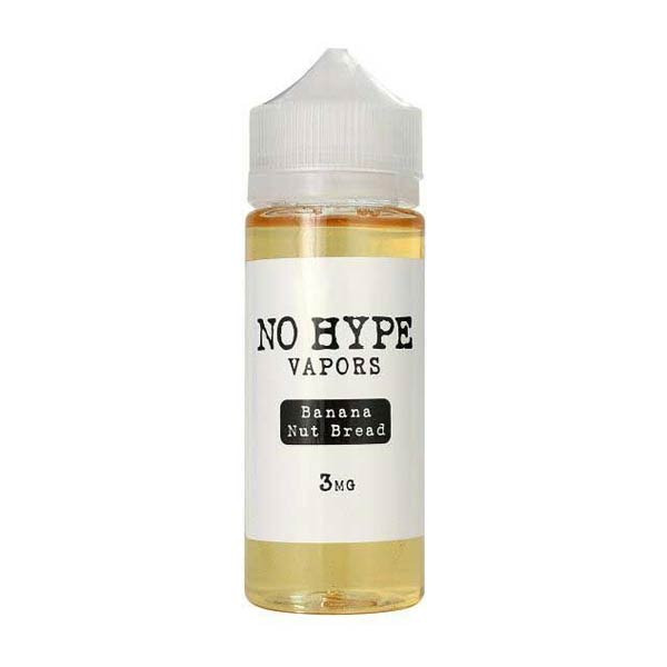 Banana Nut Bread by No Hype E-Liquid (120mL)
