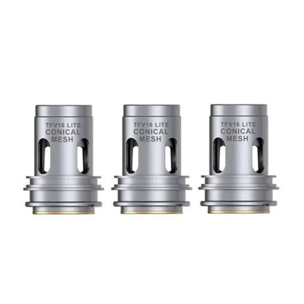 SMOK TFV16 Lite Replacement Coils_Conical_mesh_coil