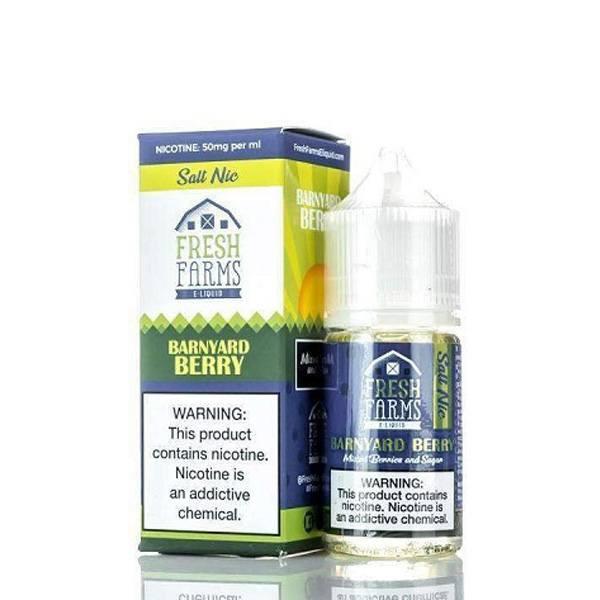Sour Chew Salt E-Liquid by Fresh Farm (30mL)
