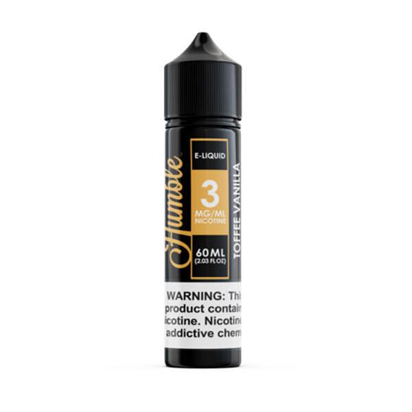 Toffee Vanilla by Humble E-liquids - (60mL)