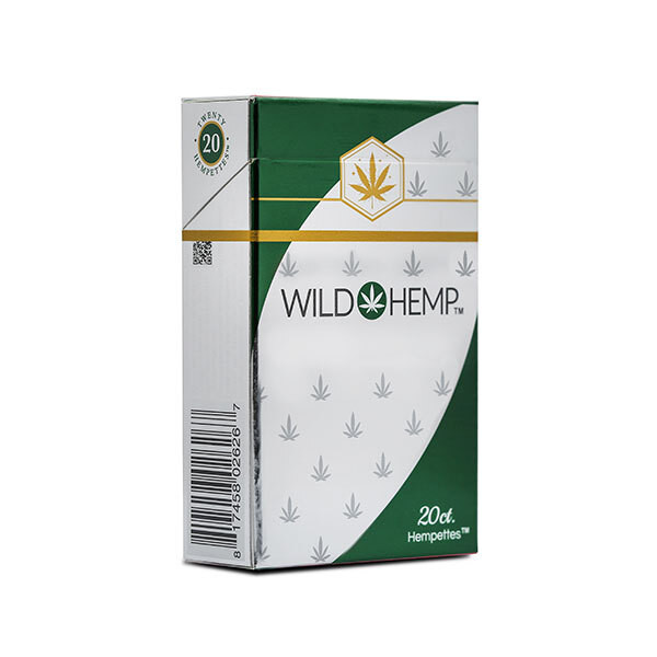 Wild Hemp Hemperettes - 1 Pack_Original
