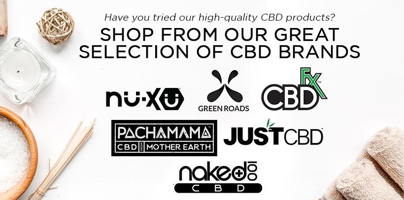 Shop CBD