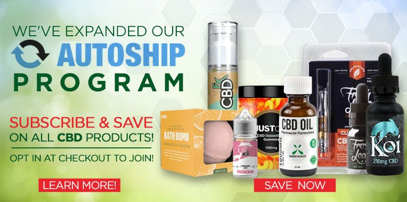 cbd subscription program