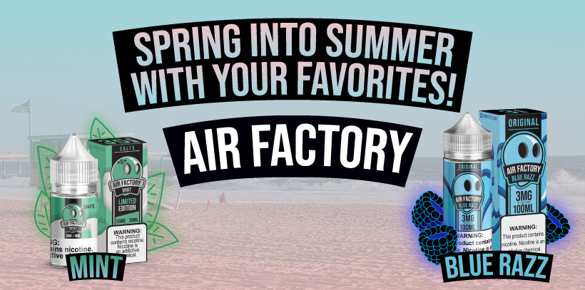 Shop AIR FACTORY