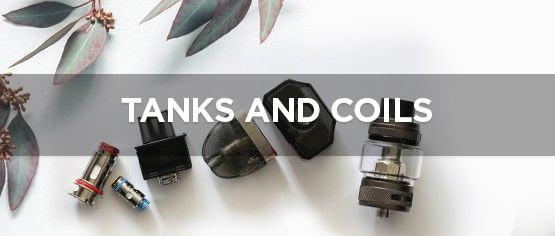 Tanks & Coils Banner