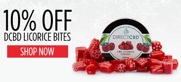 Direct CBD Licorice