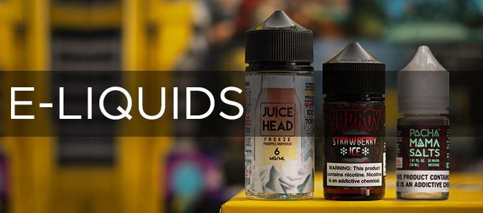 Top E-Liquids