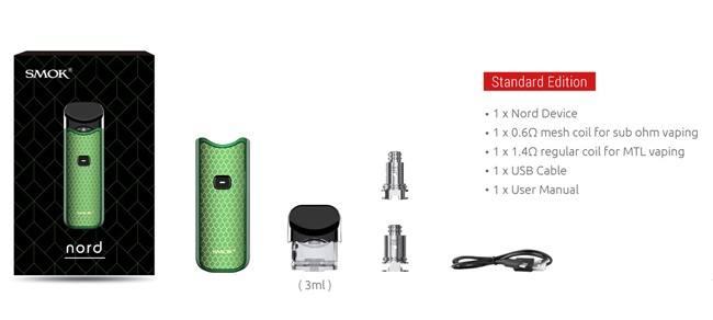 SMOK Nord Vape Pod Starter Kit