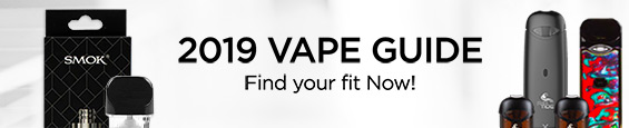2019 Vape Guide by Directvapor