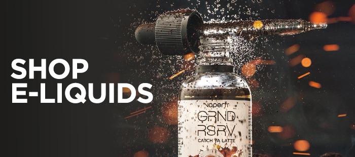 Top Rated E-Liquids & Vape Juices