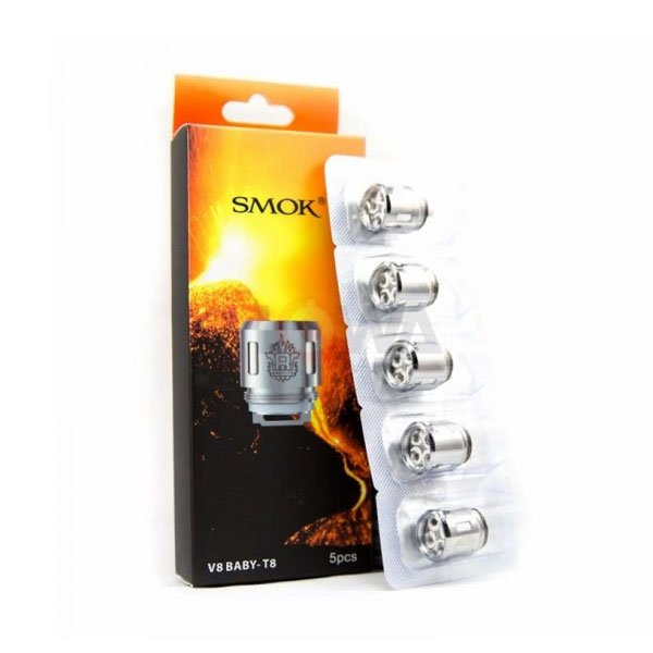 SMOK TFV8 Baby Beast Replacement Coils